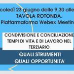 Uiltucs Liguria: condivisione e conciliazione tempi di vita e di lavoro nel terziario con Ivana Veronese, segretaria nazionale Uil.