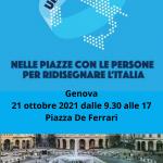 UIL TOUR 2021 FA TAPPA A GENOVA: stand e dibattiti in piazza De Ferrari il 21 ottobre.