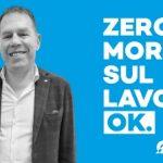 Zero morti sul lavoro: la campagna di sensibilizzazione della Uil